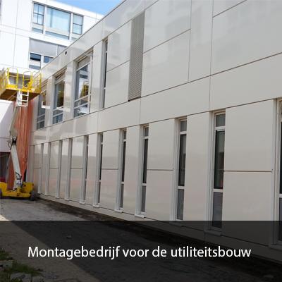 Montagenzo utiliteitsbouw