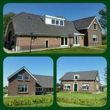 Renovatie dak en tevens maken van nieuwe dakkapel door Montagenzo